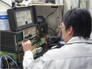 無線機の修理