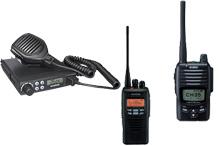 簡易/一般業務用無線機